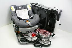 Chicco 06079659950070 Mini Bravo Sport Travel System Carbon
