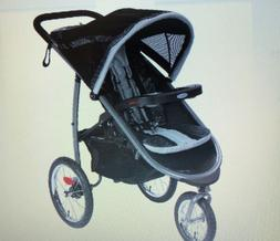 2015 Graco Fastaction Fold Jogger Click Connect Stroller, Go