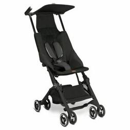 GB 616230013 - Pockit Lightweight Stroller Monument Black