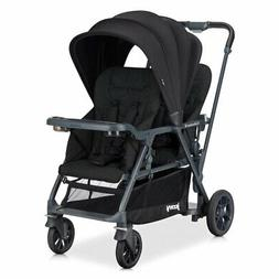 Joovy 8217 Caboose S Too Folding Sit and Stand Double Stroll