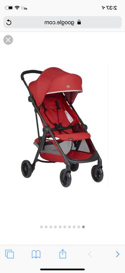 Evenflo Aero Ultra-Lightweight Single Stroller- Cardinal Red