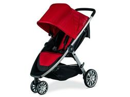 Britax B-Lively Lightweight Stroller in Cardinal RED, SEE PH