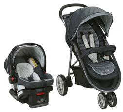 Graco Baby Aire3 Travel System Stroller w/ SnugLock 30 Infan