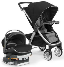 Chicco Bravo Air One Hand Quick Fold Baby Single Stroller Q