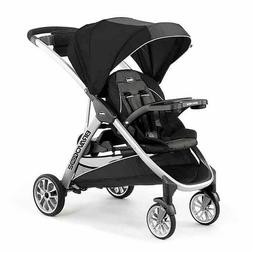 Chicco Bravo For2 Double Stroller Infant Toddler Sit and Sta