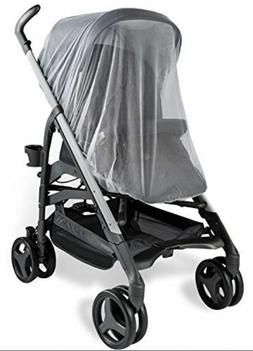 CHICCO C6 Lightweight Baby Stroller Mosquito Insect Bug Net