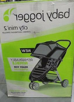 Baby Jogger City Mini 2 Stroller - Compact, Lightweight Stro