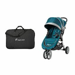 Baby Jogger City Mini Compact Baby Travel Stroller + Padded