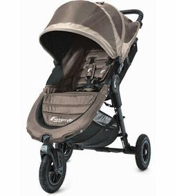 Baby Jogger City Mini GT Single Child Stroller Sand