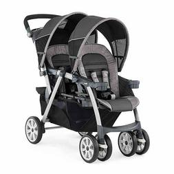 Chicco Cortina Together Baby Double Stroller - Meridian