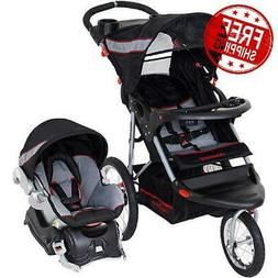 Baby Trend Expedition Jogger Stroller Lightweight Travel Sys