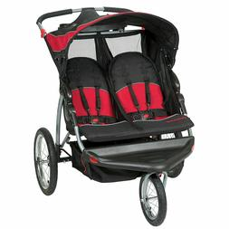 Baby Trend Expedition Lightweight Jogging Double Baby Stroll