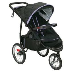 Graco FastAction Fold Jogger XT Stroller, Lilac