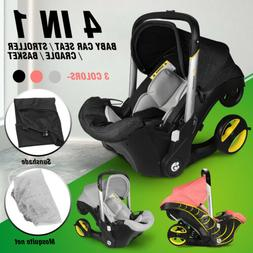 Baby Infant Car Seat Stroller Combos 4 in 1 for newborn, lig