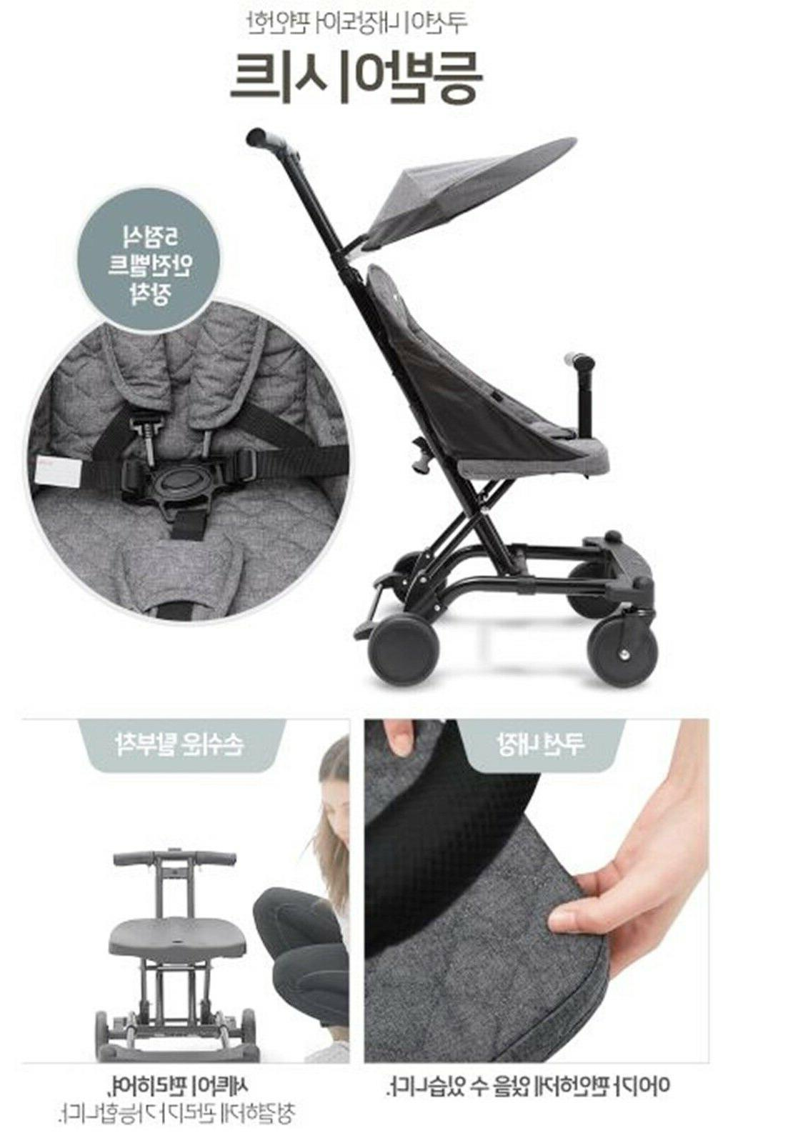 KEENZ 2019 CAR Baby Foldable