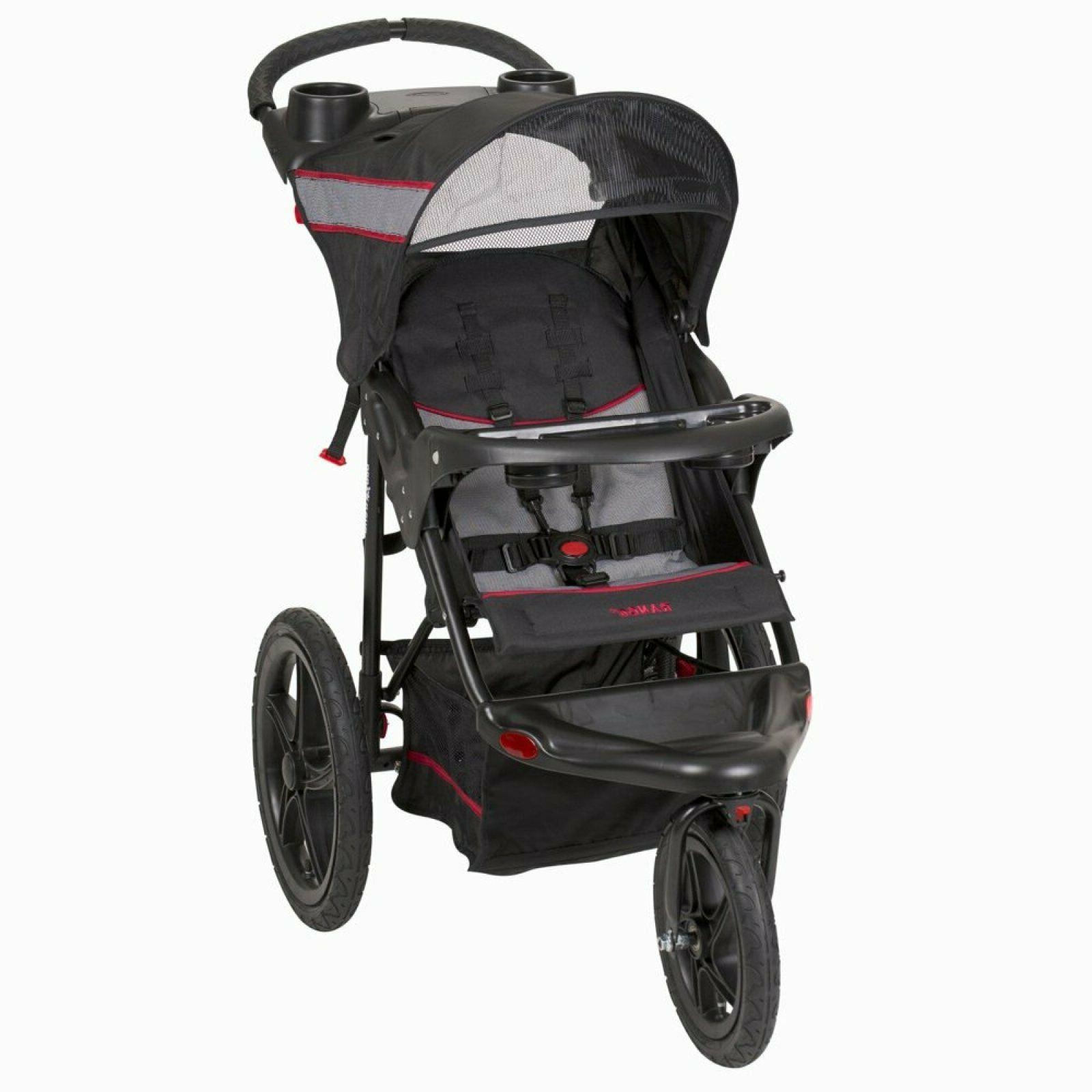 Baby Trend Adjustable Lightweight Millennium Padded Range Jo