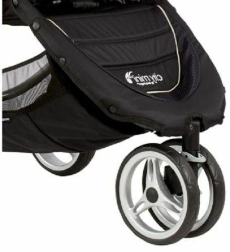 Baby Jogger Compact 3-wheel NEW - COLOR CHOICES