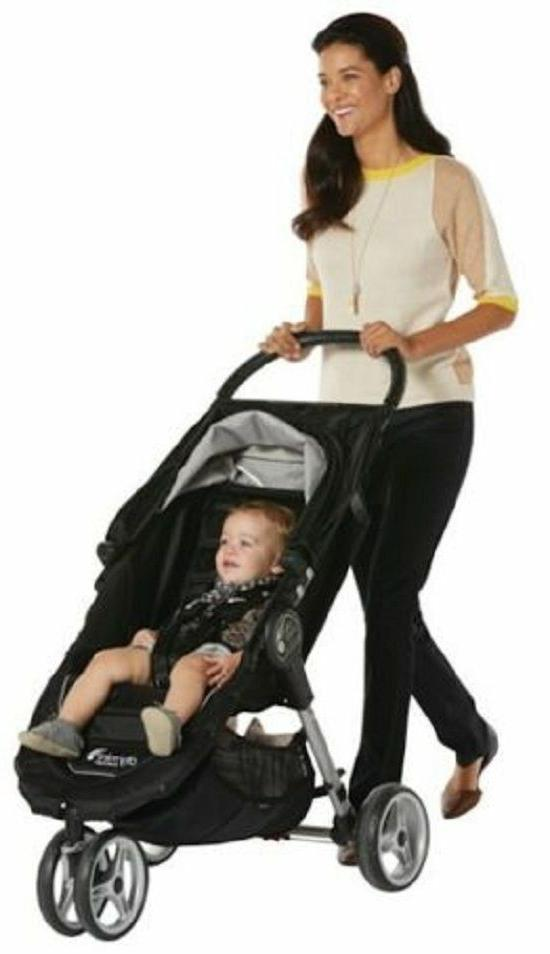 Baby Jogger Compact Lightweight 3-wheel NEW 6 CHOICES