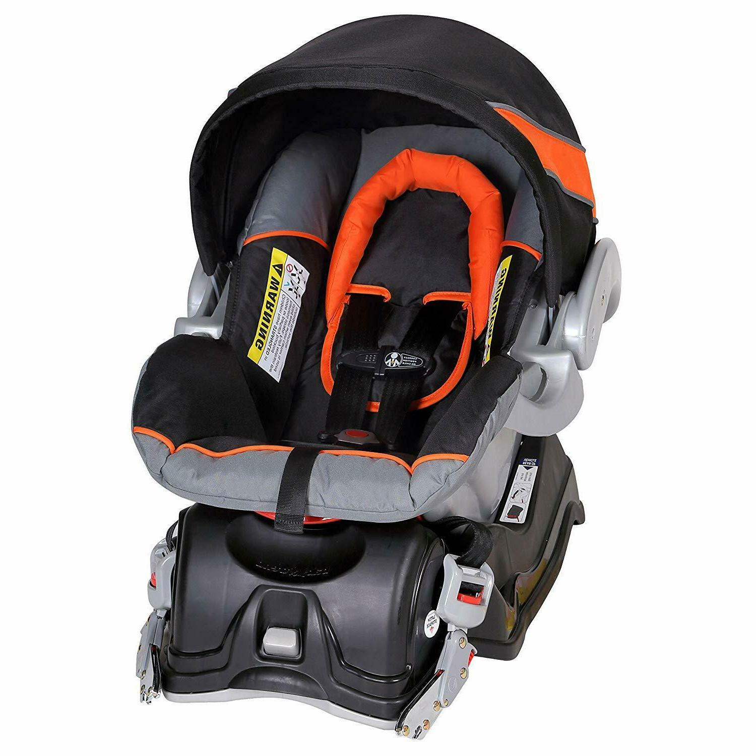 Baby Trend Infant Car Travel