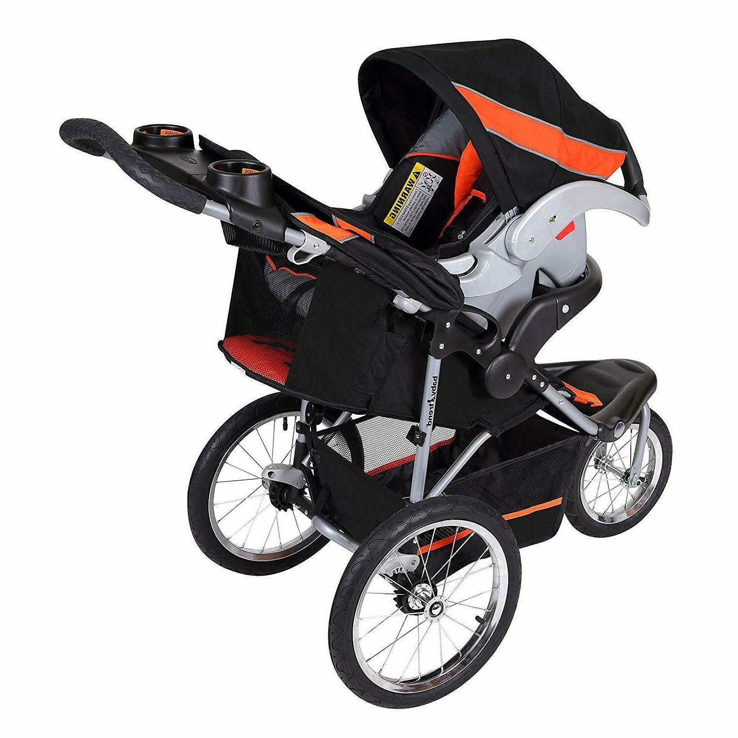 Baby Trend Expedition Infant Stroller Travel