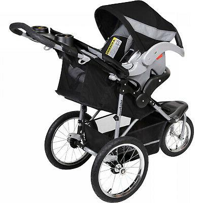 Baby Expedition Stroller Travel System Car Seat Combo