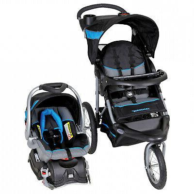Baby Expedition Jogger System/ Combo Orange