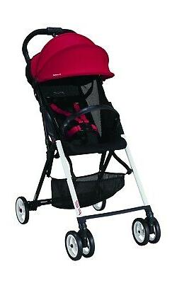f2 lightweight stroller flame red item closeout