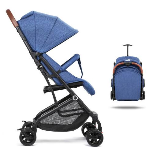 Baby Stroller Stroller Foldable w/ Can