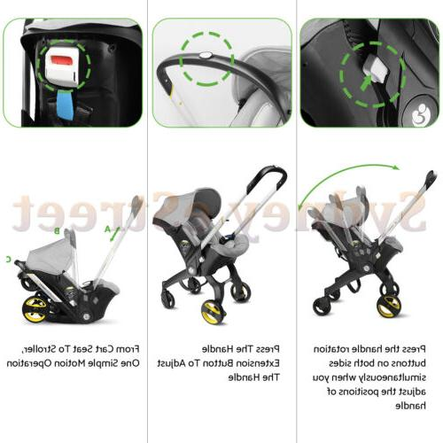 Baby Seat Stroller in 1 for weight