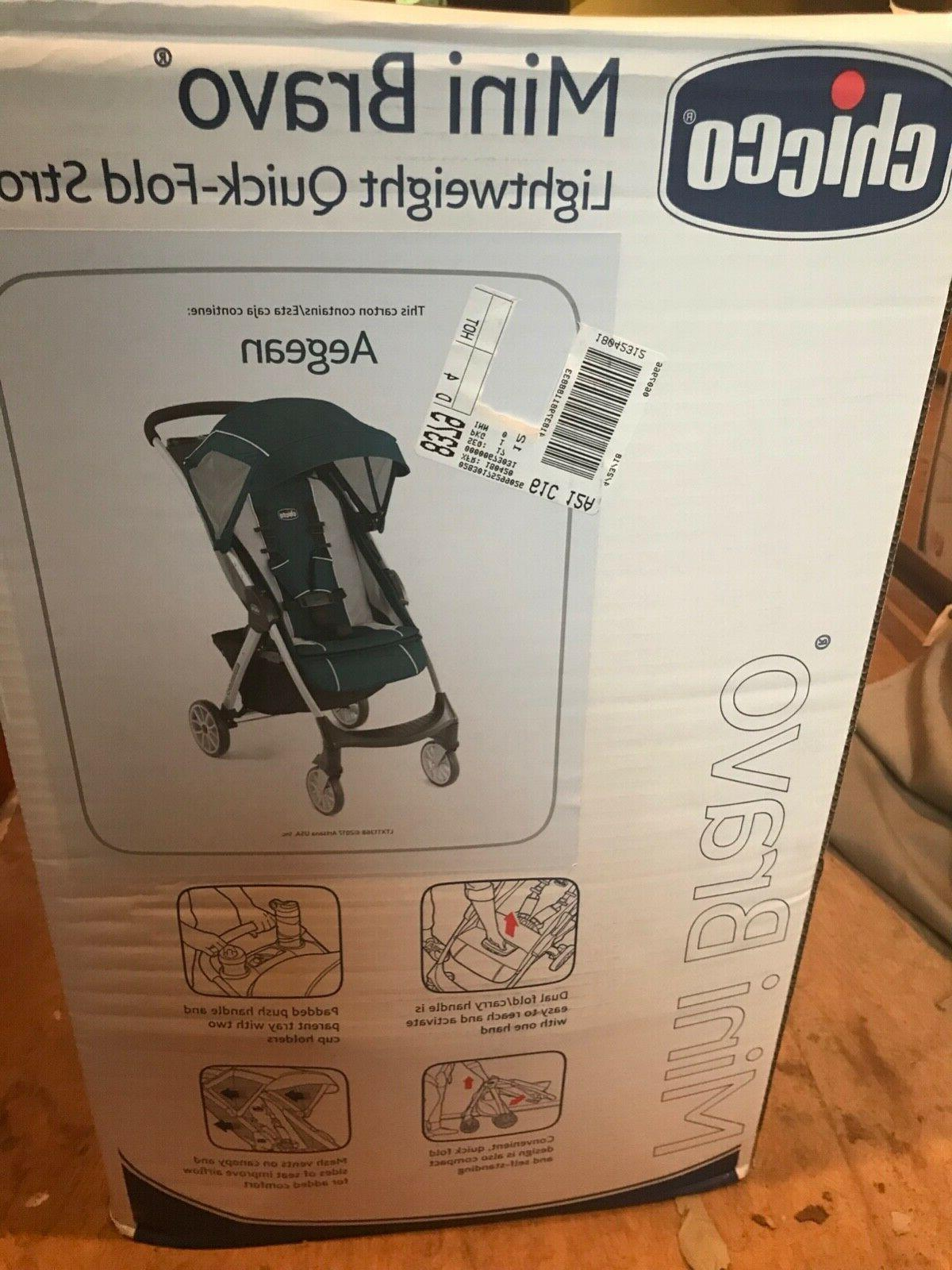 Chicco Mini Bravo Collapsible Baby For Toddlers