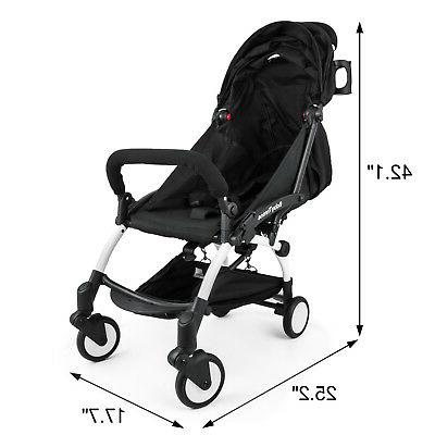 Mini Folding Baby W/Bag Lightweight Month and to 15KG Baby