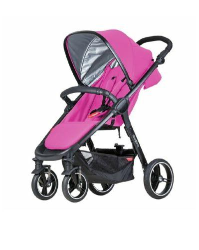 Phil/&Teds Smart 3 Stroller in Cyan Brand New! Free Shipping!!