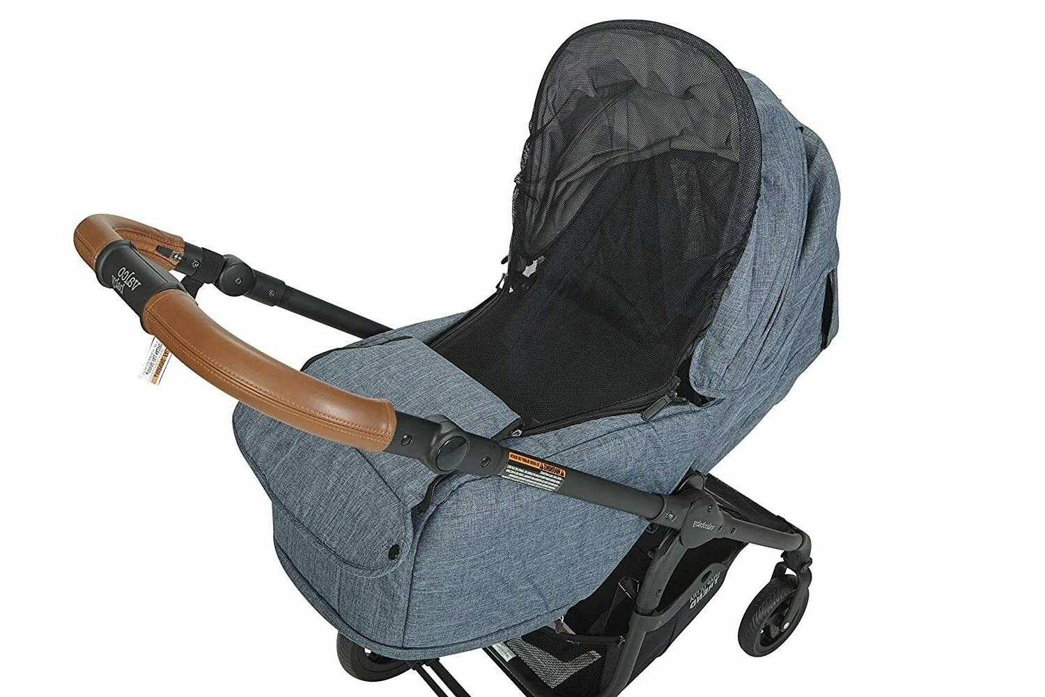 Valco Snap 4 Trend Stroller with Reversible Free Ship!