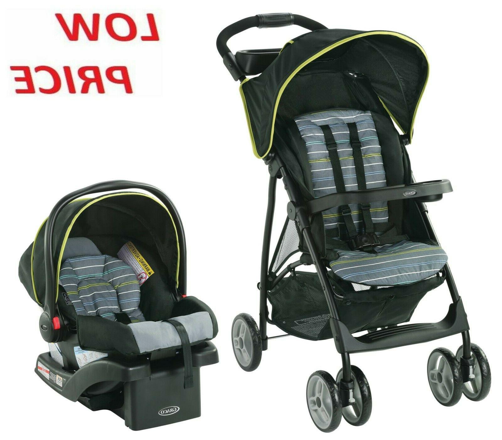 Stroller Baby Car Seat Combo In One Lightweight Sturdy Smoot