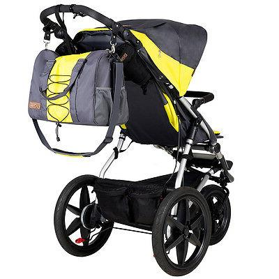 Infant Mountain Buggy All Terrain Jogging Stroller, Size One