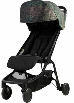 Mountain Buggy Nano V2 Lightweight Compact Fold Baby Travel
