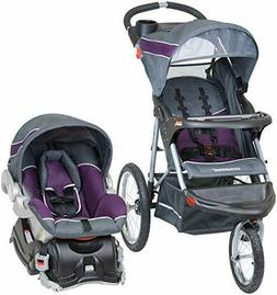 Baby Trend Expedition Jogger Travel System, Elixer Stroller