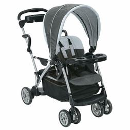 Graco Roomfor2 Stand and Ride Stroller  Lightweight Double S