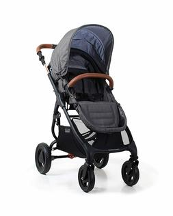 Valco Snap 4 Ultra Trend Stroller in Charcoal with Reversibl