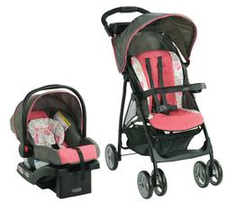 Travel System Baby Girl Lightweight Safety Infant Car Seat S
