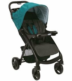 Graco Verb Lightweight Stroller Click Connect Sapphire Colle